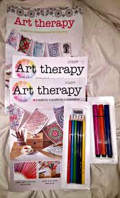 Art Therapy Subscription Service Is One That I Love Whoever Thought Of A Coloring Books Pure Genius Relaxing And