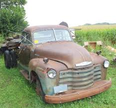 100 1948 Chevy Truck Lot CHEVY LOADMASTER 1 12 TON TRUCK Proxibid Auctions