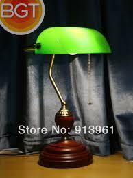 Emeralite Lamp Shade 8734 by 100 Light Green Desk Lamp Home Decor Vintage Green Glass