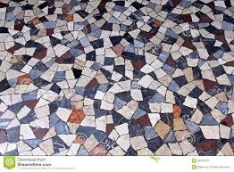 Terrazzo Mosaic Tiles Stock Image Of