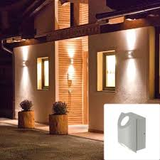 led outdoor up and wall light inside lights plan