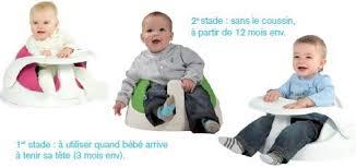 le fauteuil évolutif baby snug le baby doctissimo