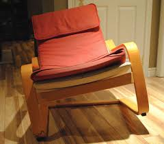 Poang Chair Cover Diy by Ikea Poang Chair Meets Its Match A Pair Of 11 Year Old Video