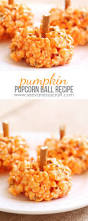Muirhead Pecan Pumpkin Butter Dip Recipe by Recipe Pumpkin Marshmallow Popcorn Balls Popcorn Thanksgiving