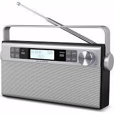 soudmaster dab650si dab ukw pll radio mit akku