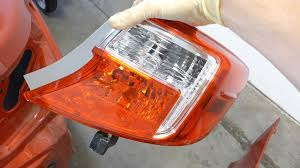 toyota camry taillight bulb removal 2012 2014