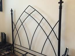 gothic style double bed frame wolverhampton sandwell