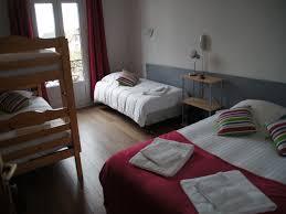 hotel chambre familiale 5 personnes hotel bord de mer ouistreham chambres le cosy hotel plage normandie