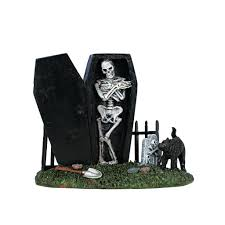 Lemax Halloween Village 2012 by Lemax 62201 Spooky Graveyard Gift Spice