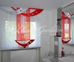badezimmer gardinen nach maß kaufen fensterdeko fürs bad