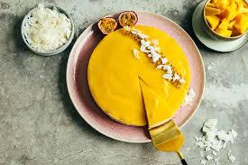 mango cheesecake kuchen ohne backen