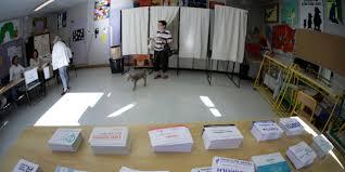 ouverture des bureaux de vote législatives 2017 peu après l ouverture des bureaux de vote des