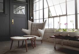 Hans Wegner Papa Bear Chair History by Papa Bear Chair Hans Wegner Custom Furniture Factory