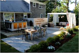 Backyards : Modern 17 Low Maintenance Landscaping Ideas Chris And ... Small Front Yard Landscaping Ideas No Grass Curb Appeal Patio For Backyard On A Budget And Deck Rock Garden Designs Yards Landscape Design 1000 Narrow Townhomes Kingstowne Lawn Alexandria Va Lorton Backyards Townhouses The Gorgeous Fascating Inspiring Sunset Best 25 Townhouse Landscaping Ideas On Pinterest