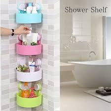 möbel wohnen aufbewahrung organizer duschkorb badregal