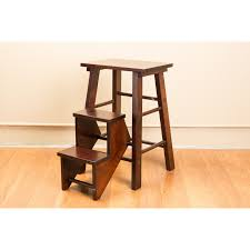Creative Wood Design Fold-out Step Stool - Stewart Roth ...