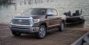 100 Mpg Trucks Toyota Tundra Arrives With A Diesel Powertrain 20182019 Pickup