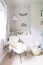 A Modern Stylish Unisex Baby Nursery With Neutral Grey Colour Scheme