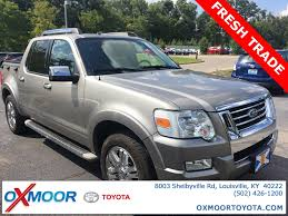 Pre-Owned 2008 Ford Explorer Sport Trac Limited 4D Sport Utility In ... Ford Explorer Sport Trac Single Bed Size 12006 Truxedo Lo Pro 2005 Xls Black 4x2 Truck Sale 2009 For Sale At Yellowknife Motors 2003 Used Xlt Rahway Auto Exchange Nj 2008 Awd 4dr V8 Adrenalin Goodwills Album On Imgur Clarksville Vehicles Preowned Limited 4d Utility In For West Bountiful Ut Sport Trac Wfb68152 Hartleys And Rv 2002 Photos Specs News Radka Cars Blog 2007 Top Speed