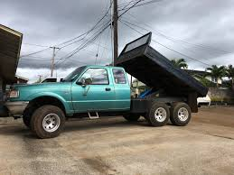 100 What Is A Tandem Truck Neighbors 94 Ranger 50 4WD Tandem Axle Dump Truck Ford Explorer