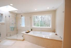 Tiling A Bathtub Deck by Bathrooms Platt Builders