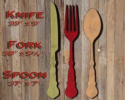 Wooden Fork Spoon Knife Wall Decor by Best 25 Spoon Knife Ideas On Pinterest Fork Spoon Wall Decor