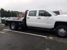 Smyrna Truck And Cargo Silverado 3500 Platform Body Trucks | Smyrna, GA