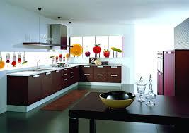 100 Kitchen Glass Countertop Glass Wall Panel Purple Leaves Code 1013