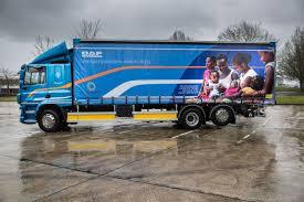 100 Daf Truck DAF S Supplies 6x2 Rigid In Support Of Transport Association