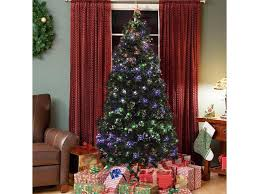 Fiber Optic Christmas Tree Philippines by Best Choice Products 7ft Pre Lit Fiber Optic Artificial Christmas