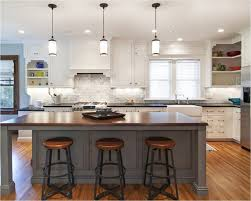 kitchen brushed nickel island lighting lights above kitchen