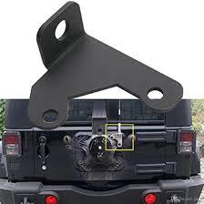 100 Truck Cb Antenna Car Spare Tire CB Mount For 2007 2015 Jeep Wrangler Jk 24