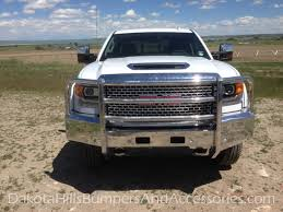 Dakota Hills Bumpers & Accessories GMC Aluminum Truck Bumper - Truck ...
