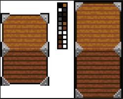 25 Dimensional Crate Pixel Art