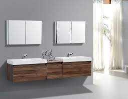 Ikea Double Faucet Trough Sink by Wall Mounted Bathroom Vanity Modern Bath Lavatories Magnificent