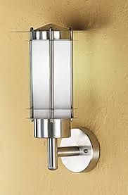 eglo lighting malmo modern stainless steel and white plastic