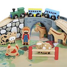 Thomas The Tank Engine Wall Decor by Imaginarium All In One Wooden Train Table Toys
