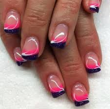 Gel Nails French Awesome Projects Gel Nail Tip Designs at Cute