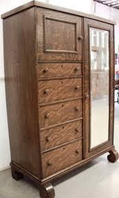 antique b l marble arts crafts mission tiger oak wood office