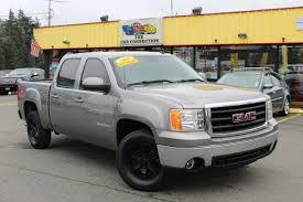 100 Used Gmc Truck GMC For Sale In Everett WA The Car Connection
