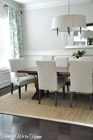 Dinning Room Rug Lovely Dining Rugs On Carpet And Best Ideas