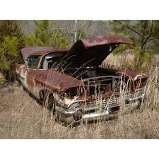 1958 Cadillac 4dr Parts - Fender Skirts - Fenders - Cars - Body ...