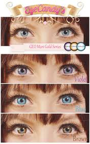 Halloween Contacts Cheap No Prescription by Which Color Suits Me U2013 Eyecandy U0027s