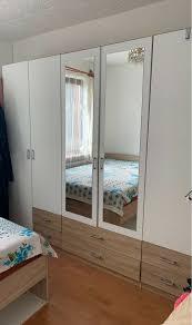 kleiderschrank schrank schlafzimmer spiegel wie ikea