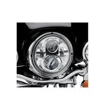 Harley Davidson Light Bulbs by 2018 7 Led Headlight For Harley Davidson Motorcycle Chrome