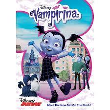 Vampirina Volume One DVD Vampirina Cumpleaños 5 De La