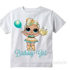 LOL Surprise Doll LUXE Birthday Shirt