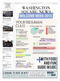 Jay R Smith Floor Drains 2005 by Welcome Week 2015 Issue By Washington Square News Issuu