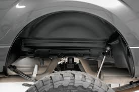 Penda Bed Liner by Wheel Well Liners Exterior Parts Rough Country Suspension Systems