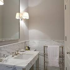 Wainscoting Bathroom Ideas Pictures by Bathroom Wainscoting Design Ideas